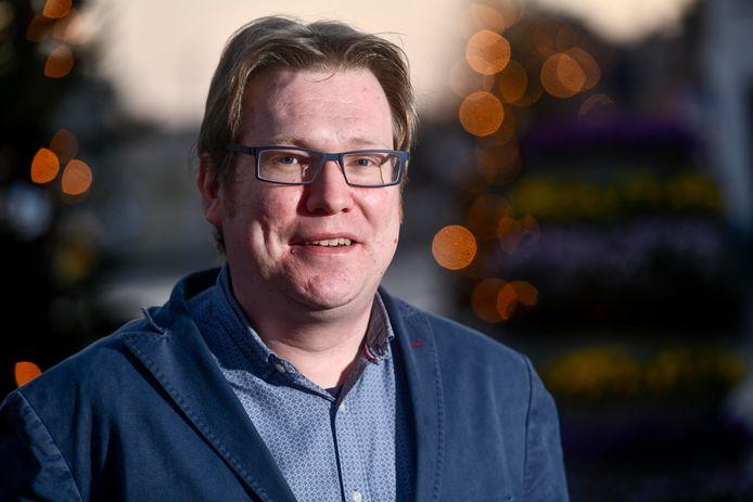 Genetisch Genealoog Maarten Larmuseau.