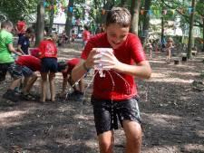 Tropisch weer en coronamaatregelen:  Jeugdvakantieweek in Hulst heeft voor alles een oplossing