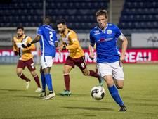 FC Den Bosch start zonder Biemans en Van der Winden
