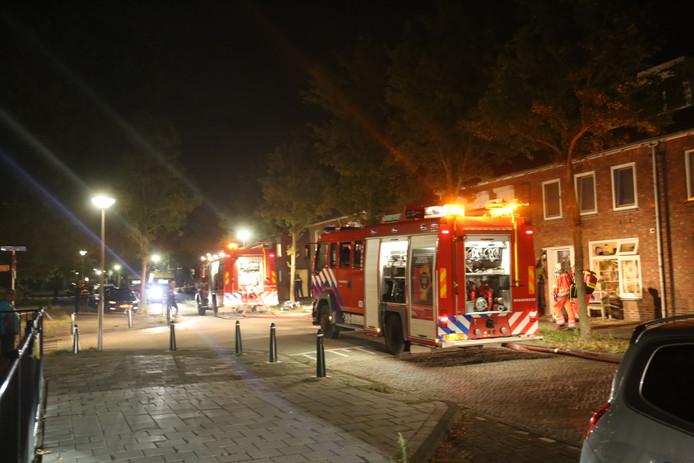 Vrouw omgekomen bij brand in Etten-Leur