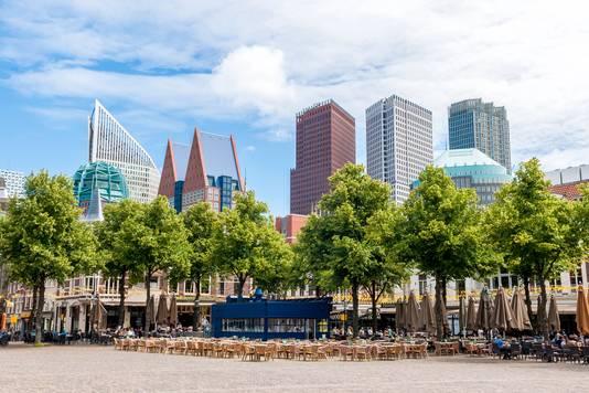 Hoog Den Haag / Skyline Den haag