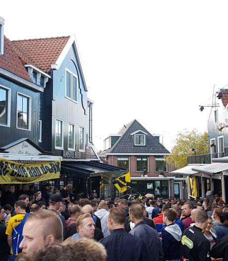 NAC in Volendam gesteund door volle tribune: veertienhonderd kaarten vliegen over de toonbank