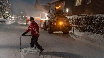 Afbeeldingsresultaat voor noodtoestand in de Alpen