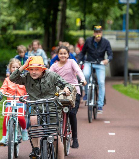 Fietsersbond: Veenendaal heeft de best verlichte fietspaden van Nederland