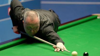 John Higgins zet jacht op vijfde wereldtitel voort