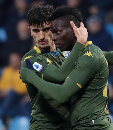 Balotelli helpt Brescia aan broodnodige drie punten