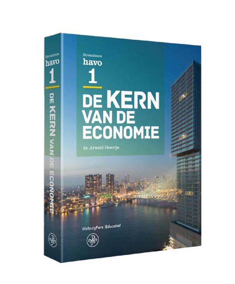 De nieuwe uitgave van De Kern van de Economie Beeld Walburgpers