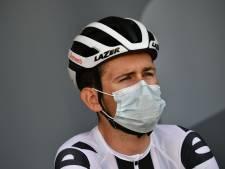 Benoot start niet in Gent-Wevelgem na aanschuiven in show met besmette Bakelants