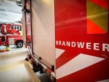 Grote brand in binnenstad Groningen