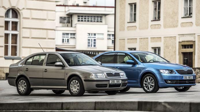 In het Verenigd Koninkrijk alleen rijden bijna 2.000 Skoda Octavia's met meer dan 400.000 kilometer op de klok.