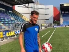 Voormalig Willem II'er Joachim op proef bij FC Den Bosch