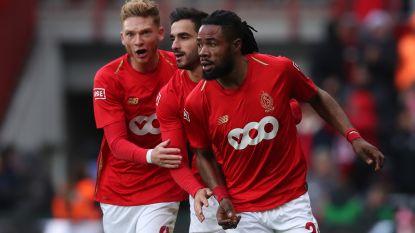 Football Talk (6/01). Luyindama verkozen tot Speler van het Jaar in Congo - Borkelmans leidt Jordanië in Asian Cup naar stuntzege tegen titelverdediger Australië