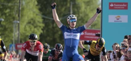 Jakobsen boekt sprintzege in Ronde van de Fjorden