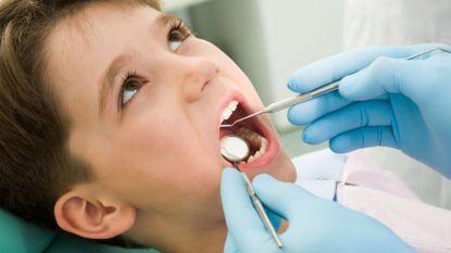Verontrustend: slechts één Vlaams kind op de vijf gaat elk jaar naar de tandarts