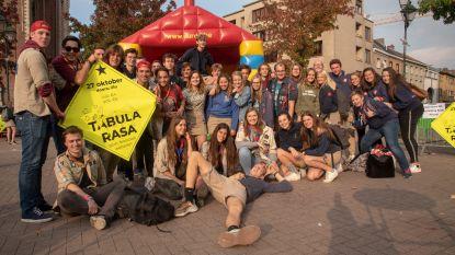 Dag van de jeugdbeweging op Wetterse Markt