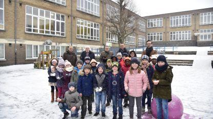 Oud- studenten bezoeken de 'Middenschool'@GO! Centrum Geraardsbergen