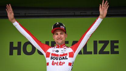 Tim Wellens nog jaar langer onder contract bij Lotto-Soudal
