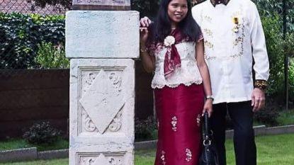 Ronny lokt massa Filipino's naar Brielpoort