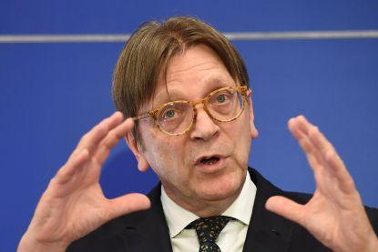 Europees Parlement trekt rode lijnen voor brexit-onderhandelingen