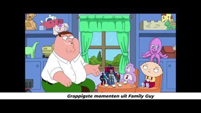 Jubileum voor 'Family Guy', dit zijn de leukste momenten uit 300 afleveringen