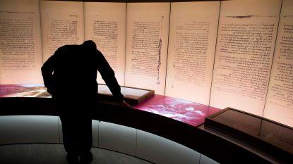 Dode Zee-rollen in Amerikaans Bijbelmuseum blijken nep