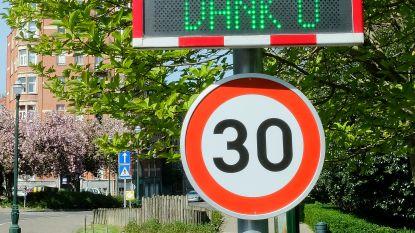 Flitscontroles in de paasvakantie: laagvliegers betrapt aan 129 km/u op Naamsesteenweg en 88 km/u in zone 30