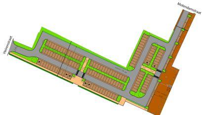Heraanleg parking Molendam kost 750.000 euro