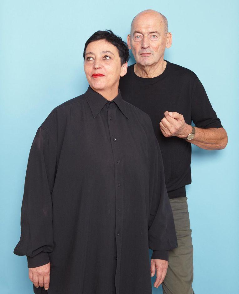 Koolhaas: 'De essentie van een museum is dat het levendig blijft' Beeld Daniel Cohen