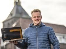 Oldenzaler Jorn Bijen (21) breidt zijn bedrijf uit naar Amsterdam: 'Wil je groeien, dan moet je bereid zijn om alles te verliezen'