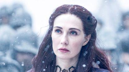 Nadat de makers van 'Game of Throne' haar vergaten: Carice van Houten meldde zichzelf aan voor Emmy-nominatie