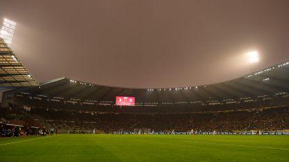 Rode Duivels oefenen tegen Portugal op nieuwe grasmat