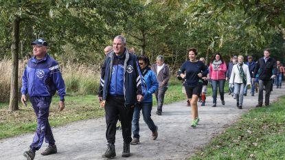 Nieuw wandelnetwerk in bos in de kijker