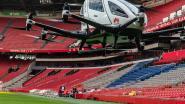 Passagiersdrone vliegt door ArenA in Europese primeur