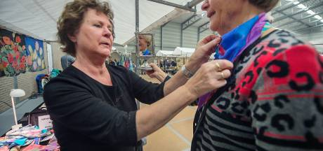 Duizend bezoekers in Nieuw Heeten op eerste Hobbybeurs Salland