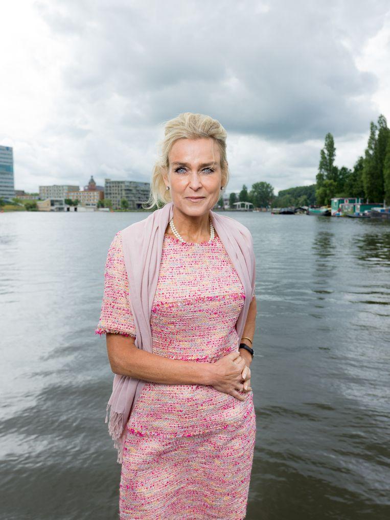 Barbara Baarsma. Beeld Ivo van der Bent
