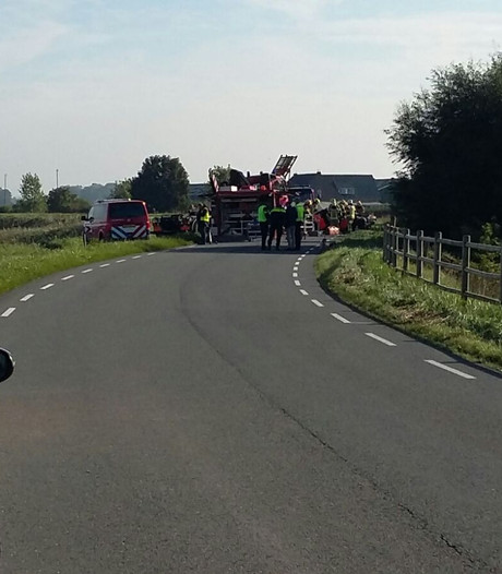 Man (23) overleden bij eenzijdig ongeval vlakbij Axel