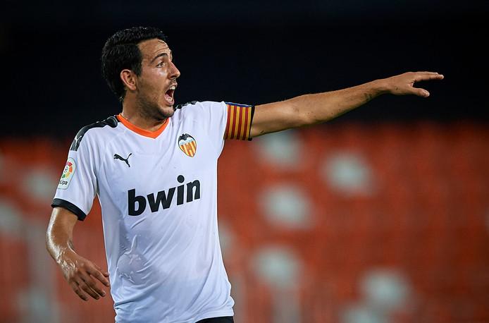 Dani Parejo, de aanvoerder en spelmaker van Valencia.