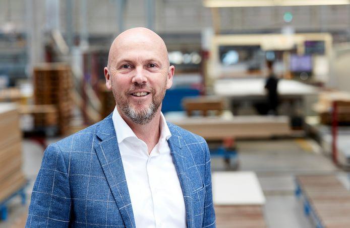 CEO Anton Sanders van Bruynzeel