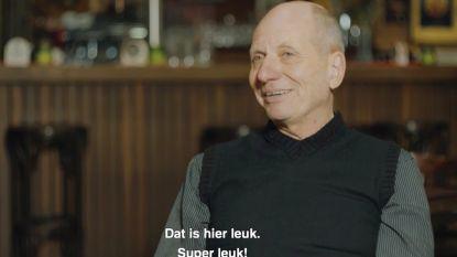 VIDEO. Jef De Smedt geeft een rondleiding achter de schermen op de set van 'Familie'