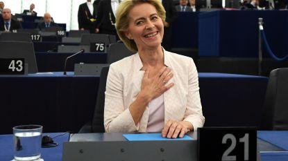 Dat was nipt, Frau Europa