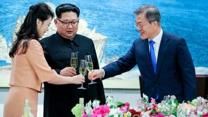 Slapeloze nacht voor de Zuid-Koreaanse president in aanloop naar top