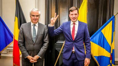 Jongste burgemeester (35) nu ook officieel in functie