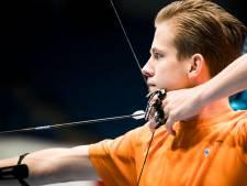 Handboogschutter Van Tongeren: 'Ik ga mijn ontwikkeling niet schaden door op te geven'