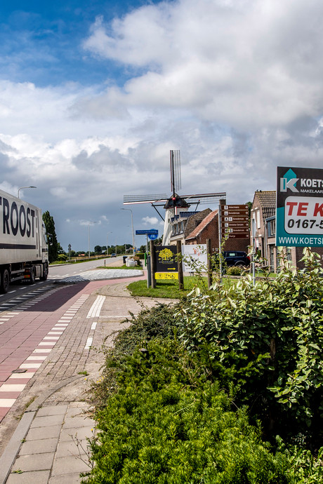A4 zorgt voor verdubbeling vrachtverkeer in Heense Molen