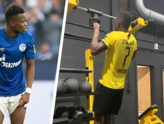 """Schalke 04 en achterban niet te spreken over foto van winger die traint in truitje van... aartsrivaal: """"Dit kan écht niet"""""""
