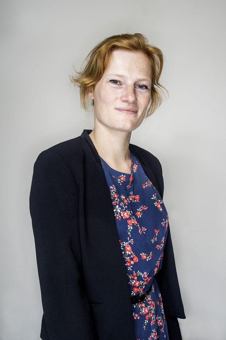 Michèle B. Nuijten. Beeld Adrie Mouthaan