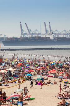 LIVE | Parkeerplaatsen bij stranden afgesloten