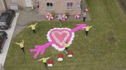 'De Ronde tegen Corona': check hier wanneer onze helikopter zondag boven jouw gemeente vliegt