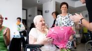 Feest voor eeuwelinge Finneke in woonzorgcentrum Sint-Pieter