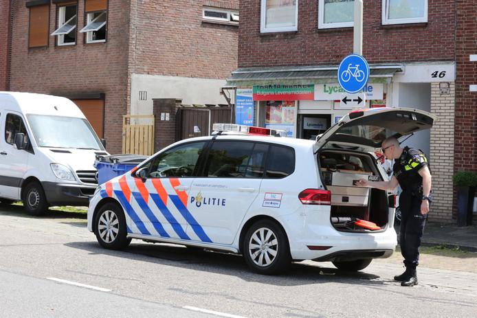 Onderzoek schietpartij Roosendaal.